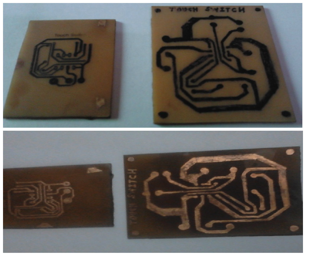 DIY PCB for your projects DIY Hacking