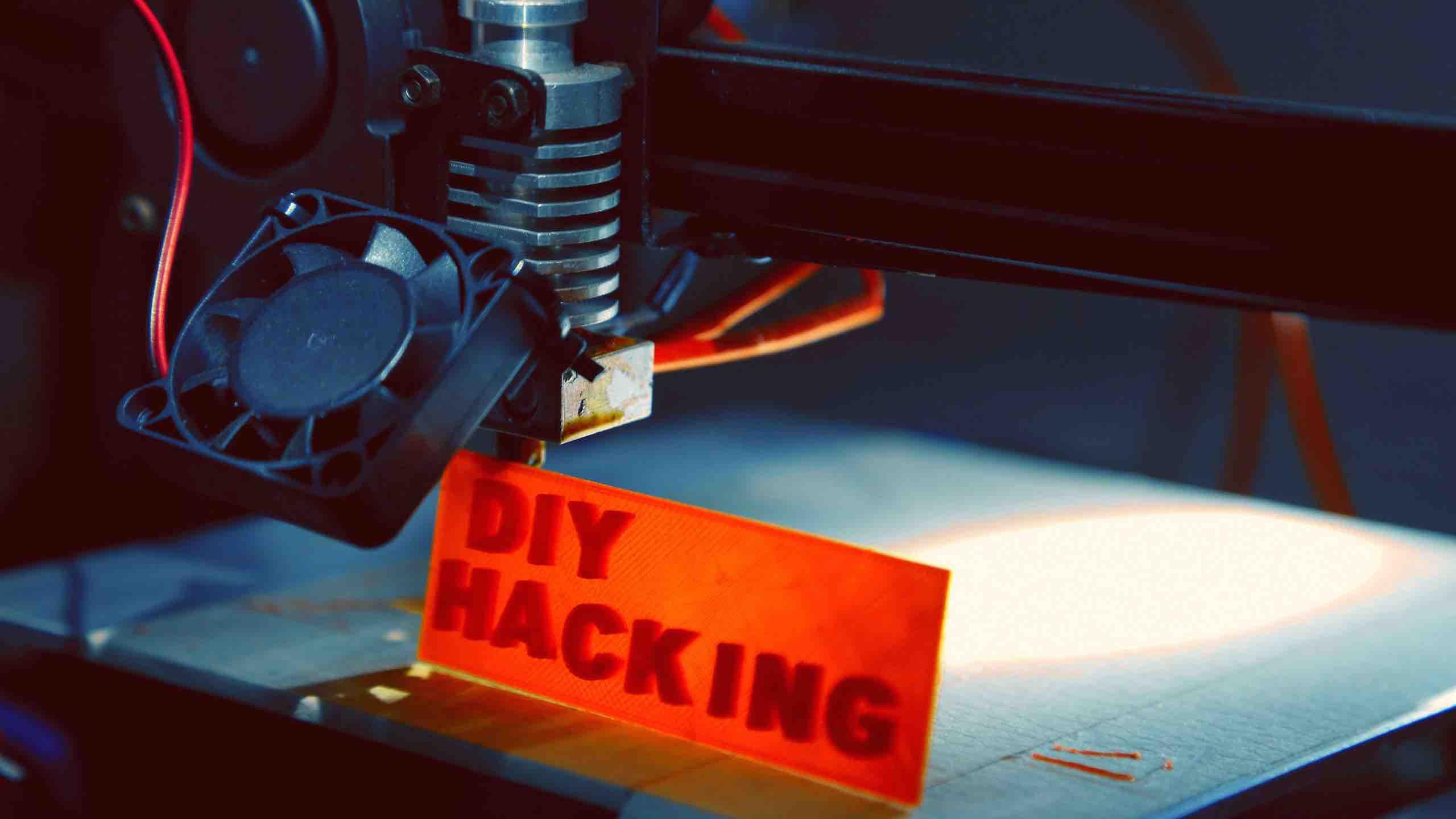DIY Hacking - Sparking the Maker Movement!