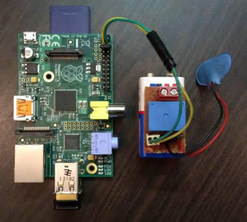 Raspberry pi xampp server software