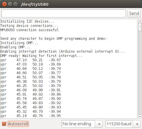 Arduino MPU 6050 Tutorial DIY Hacking