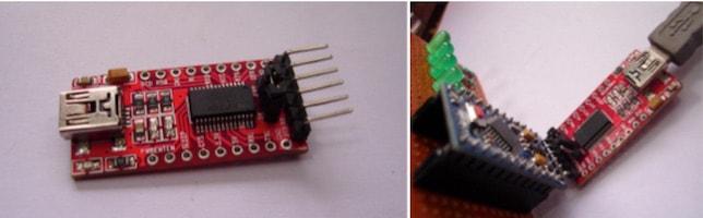 Arduino POV display