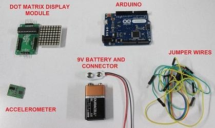 dot matrix display stuff to use-min