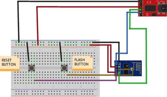 ESP8266 tutorial