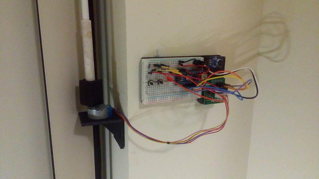 Arduino curtain automation