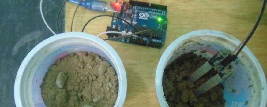 DIY Soil Testing with Arduino and FC-28 Moisture Sensor